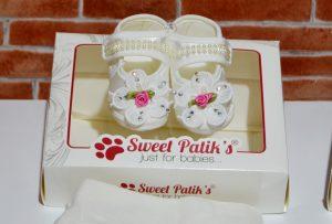 Kız Bebek Patik Setleri